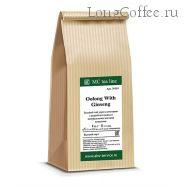 Чай зеленый Oolong with Ginseng 100 гр.